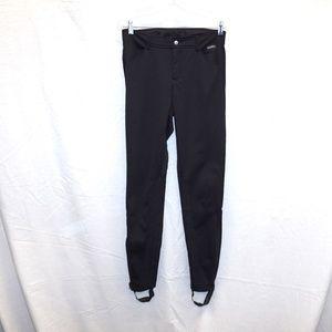KERRITS Fleece line Breeches Knee Patch ankle zip